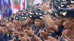 Angkatan Pertama Mahasiswa Akademi Bela Negara Diwisuda