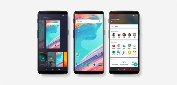 OnePlus 5T. Foto: OnePlus