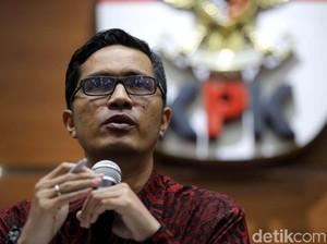 KPK: Setya Novanto Diperlakukan Sama dengan Tahanan Lain