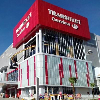 Foto: Transmart Carrefour Resmi Dibuka di Grand Kawanua Manado