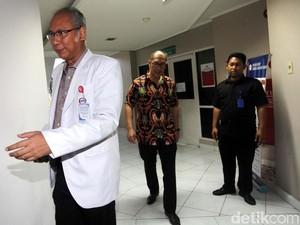 Dokter RS Medika: Saya Tak Bisa Tahan Bila Novanto Dibawa KPK