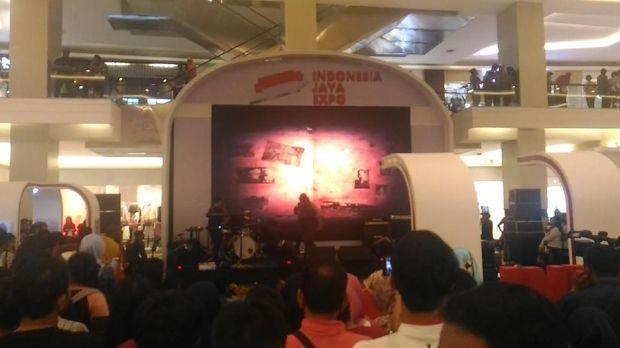 Hadiri Indonesia Jaya Expo, KSAU Nonton 'Heroisme Ambarawa 1947'