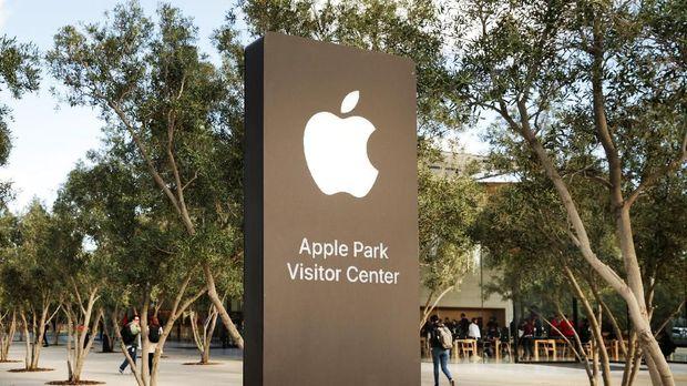 Apple Park Terlarang Bagi Pengunjung
