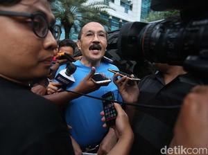 Pengacara: Setya Novanto Ngorok Terus, Tak Ada yang Berani Bangunin