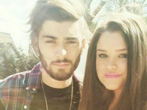 Cantiknya Kakak Zayn Malik yang Mirip Selena Gomez