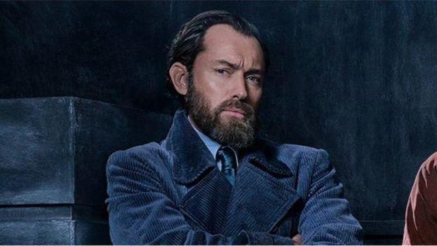 Teaser Sekuel Fantastic Beasts Tampilkan Jude Law Sebagai Dumbledore