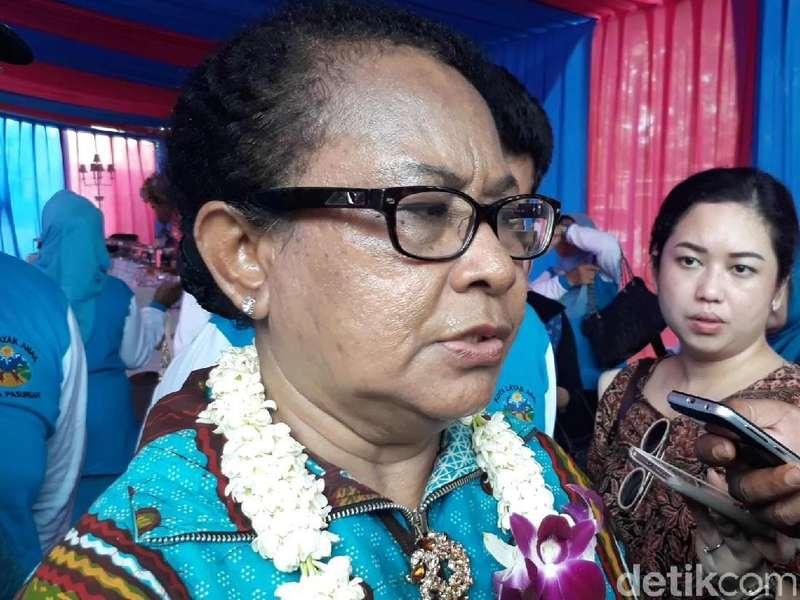 Soal Kasus Ikan Asin, Ini Pesan Menteri Pemberdayaan Perempuan