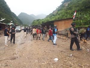 Ingin Natalan, Warga Papua yang Disandera KKB Minta Dievakuasi