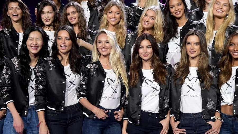 Intip Kecantikan Para Angel Victorias Secret