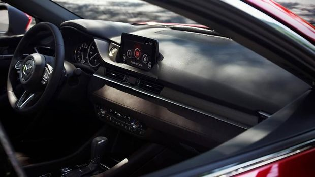 Mazda6 Terbaru Siap 'Gendong' Turbo