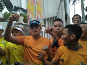 Sandiaga: CFD Jakarta Milik Bangsa Indonesia