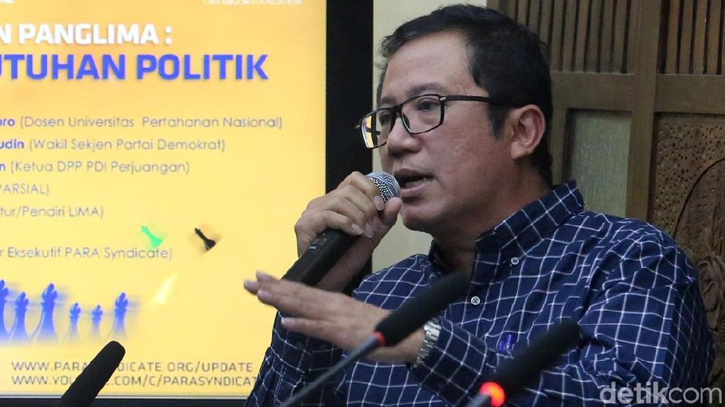 Demokrat Sindir Kabinet Jokowi Jilid II Versi PSI