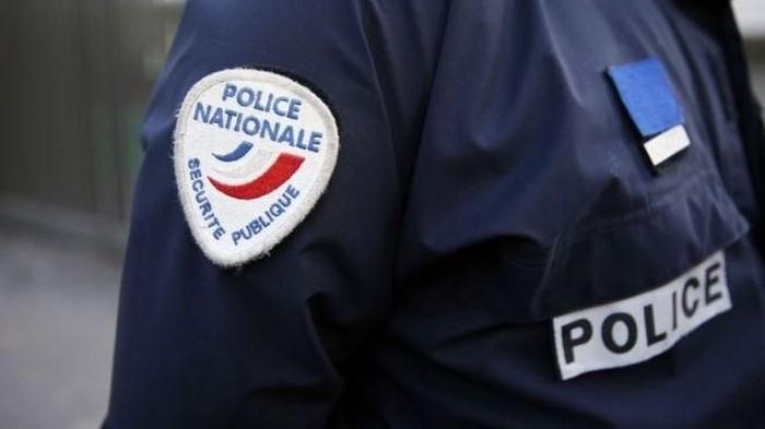 Ilustrasi polisi Prancis