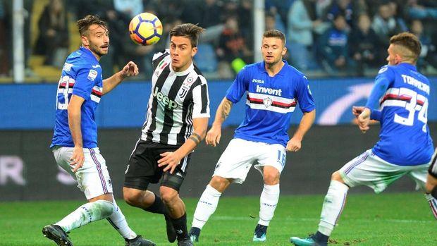 Ilustrasi Sampdoria.