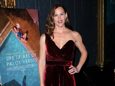LOS ANGELES, CA - NOVEMBER 17:  Jennifer Garner  at the premiere of IFC Films'