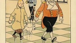 5 Komik Langka Tintin Terjual Miliaran Rupiah