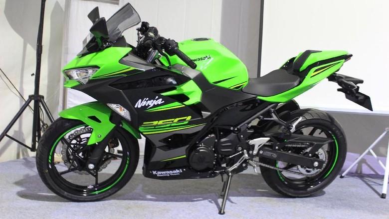 Kawasaki Ninja 250 (Foto: Ruly Kurniawan)