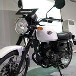 Menjajal Motor Sport Retro Kawasaki W175 Pertama Kali di Dunia