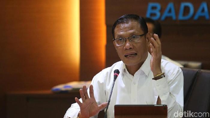 Kepala BPS, Kecuk Suhariyanto