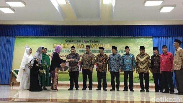 PP Muhammadiyah Resmikan Koperasi Syariah