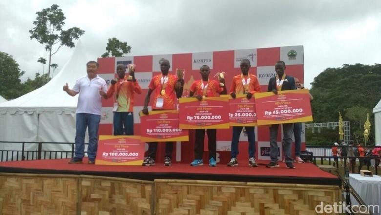 Borobudur Marathon 2017 Sudah Digelar, Ini Harapan Menpora
