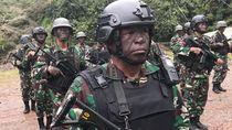 Kejar KKB di Papua, 2 Anggota TNI Tertembak