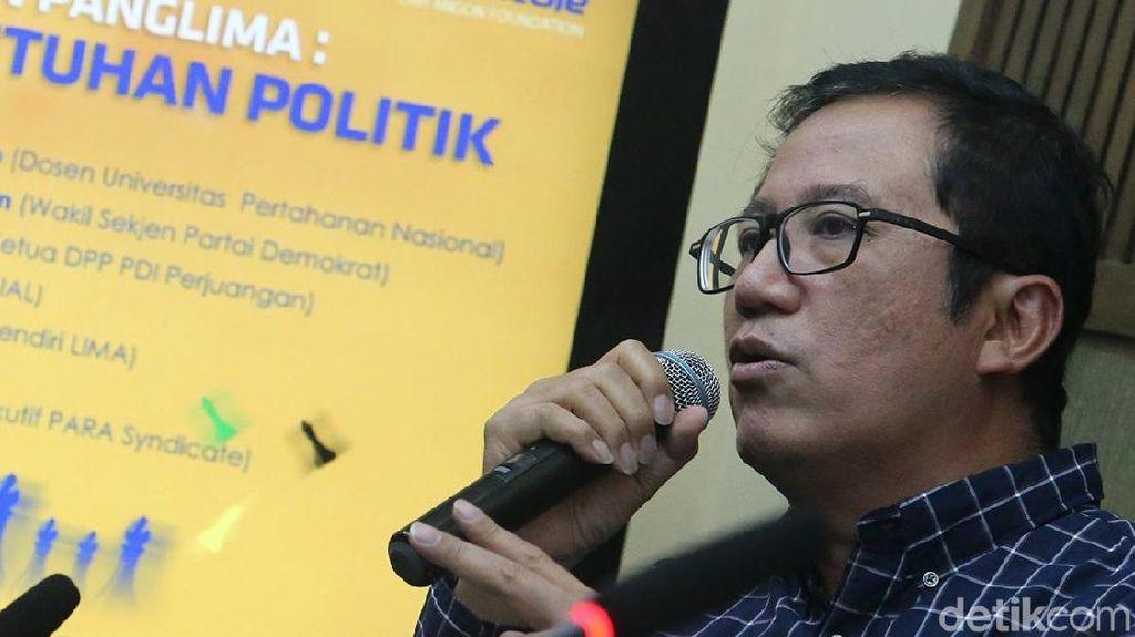 Demokrat Bela Sandiaga yang Dikritik soal Politik Masuk Kampus