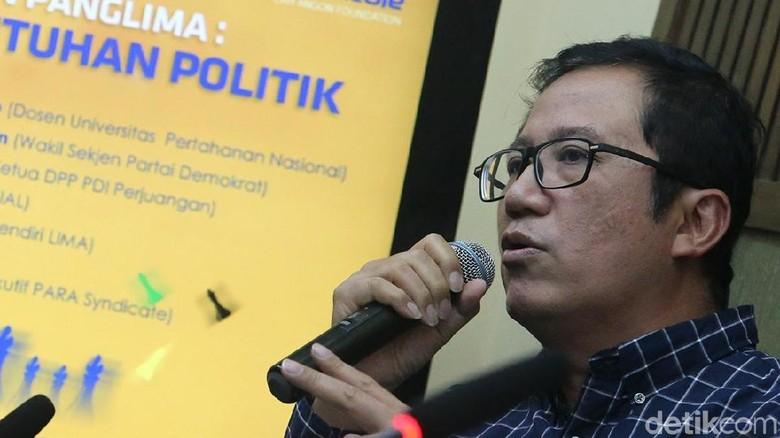 Soal Indonesia Bubar, Demokrat: Prabowo Jangan Tebar Pesimistis