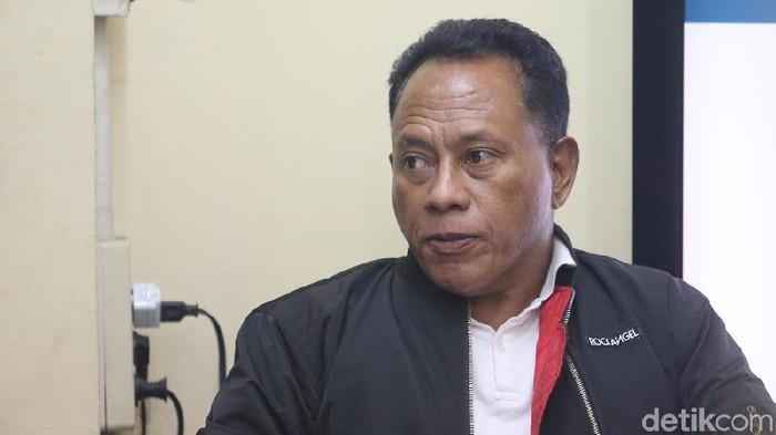 Anggota DPR dari PDIP, Komarudin Watubun