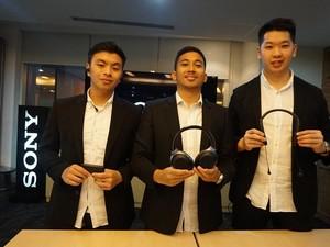 Sony Boyong Jajaran Headphone Bluetooth Anyar ke Indonesia