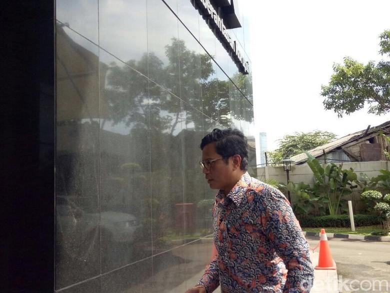 Dirut Garuda Indonesia Sambangi KPK, Klarifikasi soal LHKPN