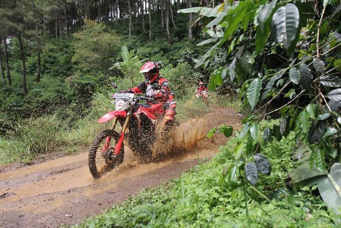 Ototest Honda CRF150L