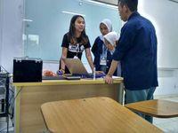 Mahasiswa dikenalkan teknologi