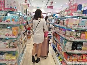 Surga Kosmetik di Hong Kong, Ini Tempatnya!
