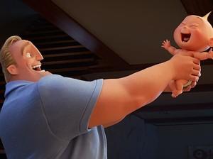 Trailer The Incredibles 2, Superhero yang Kerepotan Urus Anak
