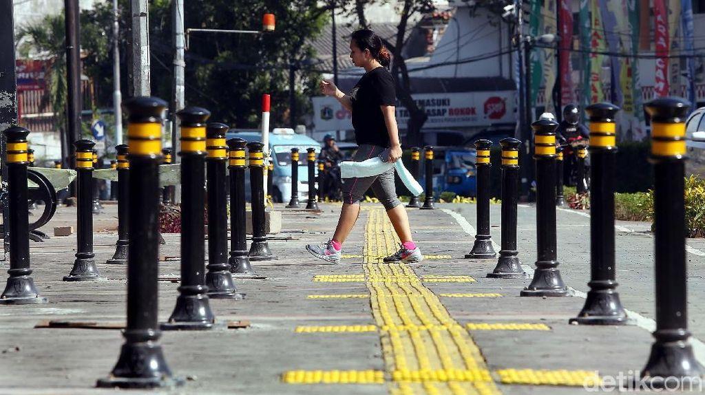 Orang Indonesia Paling Malas Jalan Kaki