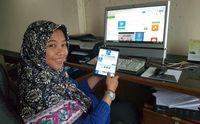 Seluk Beluk Callind, Alternatif WhatsApp Buatan Gadis Kebumen
