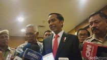 Hari ini Jokowi Berkantor di Istana Bogor