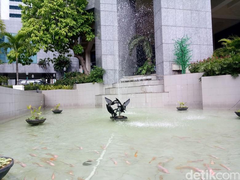 Air Mancur Rp 620 Juta, Gerindra DKI: PDIP yang Usul, Nggak Wajar
