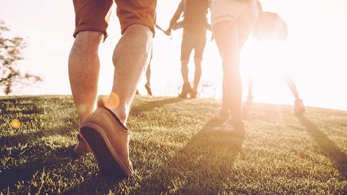 Olahraga pagi selain menyehatkan jantung juga baik untuk paru-paru. (Foto: Thinkstock)