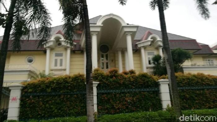 Rumah Setya Novanto di Pondok Indah