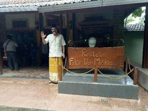 Restoran di Banyuwangi Ini Gratiskan Makan untuk Fakir dan Miskin