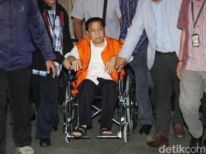 Ditahan KPK, Setya Novanto: Saya Belum Pernah Mangkir, Ada Tugas