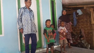 Meski Berukuran Mini, Tiga Bersaudara dari Serang Tak Minder