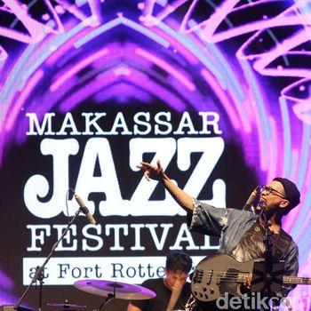 Makassar Jazz Festival 2017 Sukses Hibur Pengunjung di Rotterdam