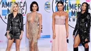 Artis-artis di Red Carpet American Music Awards 2011