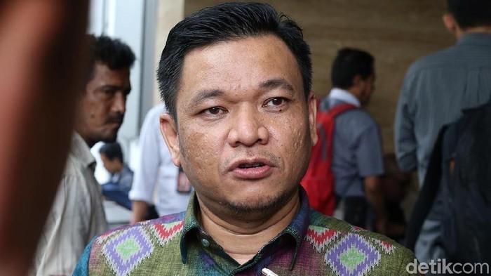 Ace Hasan Syadzily (Foto: Ari Saputra/detikcom)