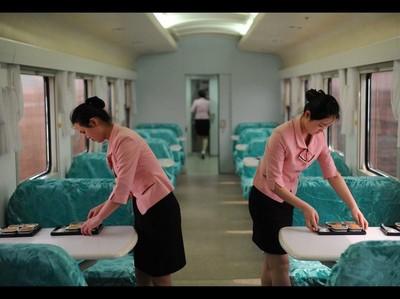 Potret Langka Keseharian Warga Korea Utara