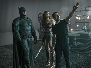 Kecewa, Penggemar Buat Petisi DC Rilis Adegan dari Zack Snyder