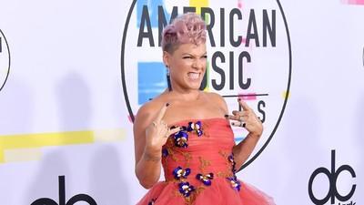 Terharunya Penyanyi Pink Disebut Jadi Sumber Kekuatan Ibu Lain